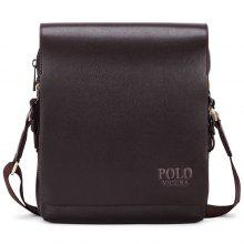VICUNAPOLO Men Business PU Shoulder Bag