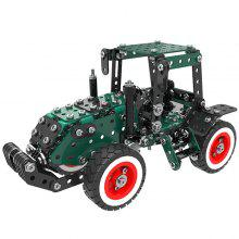 Stainless Steel Agrimotor Building Blocks 477pcs