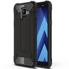 Case for Samsung A6 2018 Shockproof Rugged Hybrid Armor Back Cover