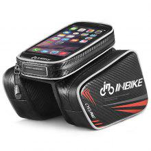 Gearbest price history to INBIKE Bike Front Frame Bag with Phone Holder