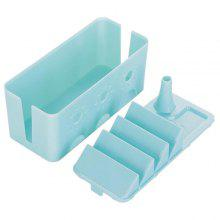 Cable Plug Receptacle Storage Box