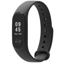 Xiaomi Mi Band 3 Smart Bracelet – BLACK Heart Rate Monitor Bluetooth 4.2 Wristband