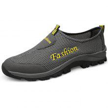 Men Leisure Anti-slip Breathable Casual Shoes