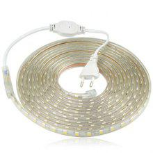 220V 5050 LED Waterproof Decoration Light Strip
