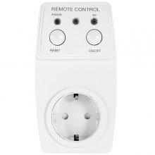 BH9936 EU Plug Remote Wireless Controller Socket Set Switch for Lamps Household Appliance