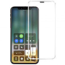 Transparent Tempered Glass Screen Protector for iPhone X