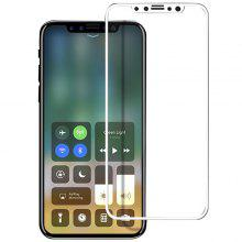 Tempered Glass Silk Screen Protector for iPhone X