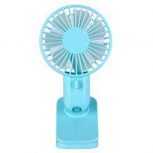 New Mini Dual Blade Small Fan with Clamp