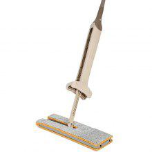 360 Degrees Rotation Double Sided Flat Mop