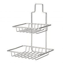 Double Layers Soap Rack Holder