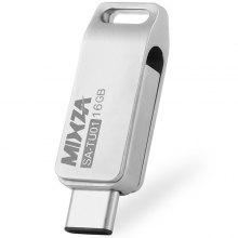 MIXZA SA - TU01 16GB Type-C OTG + USB 3.0 Flash Drive