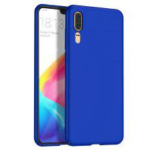 "Naxtop Hard PC Silky <span class=""es_hl_color"">Touch</span> Back Case for HUAWEI P20"
