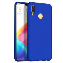 "Naxtop Hard PC Silky <span class=""es_hl_color"">Touch</span> Back Case for HUAWEI P20 Lite"