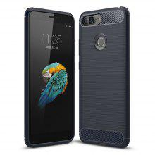 Naxtop Wire Drawing TPU Rear Case for Lenovo S5