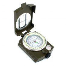 Outdoor Multifunctional Foldable Compass with Luminous