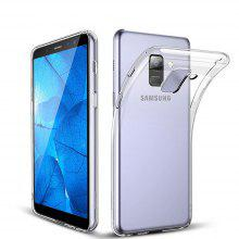 Naxtop Transparent TPU Case for Samsung Galaxy J6 ( 2018 ) EU