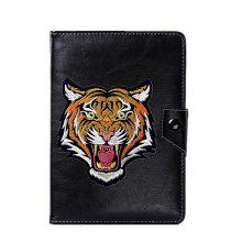 Universal Cartoon Tiger Case for 6 / 7 / 7.9 / 8 / 9 / 10 / 10.1 inch