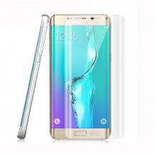 2 Pcs 3D Curved Full Cover 9H Tempered Glass for Samsung Galaxy S6 Edge