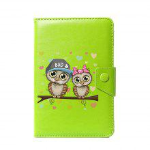 Universal Cartoon Owl Case for 6 / 7 / 7.9 / 8 / 9 / 10 / 10.1 inch