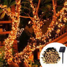 YWXLight IP65 Waterproof LED Solar String Light