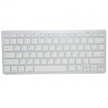 Mini French Portable Bluetooth Keyboard for Ipad Tablet Phone