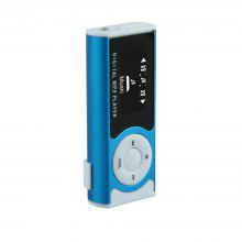 Mini Portable 0,9 Zoll MP3-Musik-Player