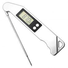 Digital Instant Read Food Meat Digital Electronic BBQ Thermometer with Collapsib