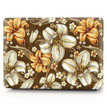 Rose Flower Laptop Body Shell PC Protective Hard  for Macbook Air 13.3 inch