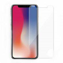 For IPhone X Full Coverage of Scratch Proof Screen Glass Film 9H Latest Material