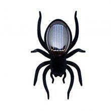 Mini Solar Spider Tarantula Educational Robot Scary Insect Gadget Trick Toy