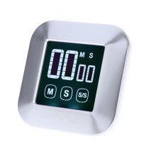 Digital Touch Screen Kitchen Timer Practical Cooking Timer