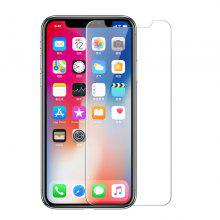 Mr.northjoe Tempered Glass Film Screen Protector for iPhone X