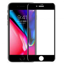 Mr.northjoe 3D Curved Edge Tempered Glass for iPhone 8 Plus