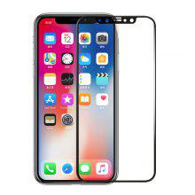 Mr.northjoe 3D Curved Edge Tempered Glass for iPhone X
