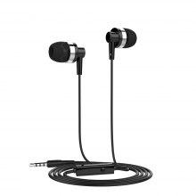 Langsdom JD89 Earphone In-ear Headsets with Microphone for Phone
