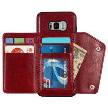 Cover Case for Samsung Galaxy S8 Plus Fashion Bag Style Leather Suit