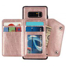 Cover Case for Samsung Galaxy Note 8 Fashion Bag Style Leather Suit