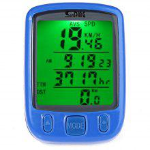 Bicycle Computer Water Resistant Cycling Odometer
