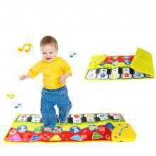 Multifunctional Music Game Carpet for Kids