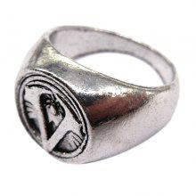 Creative Titanium Steel Ring Personality Tide Male Jewelry
