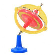 Magic Music Gyroscope Toy Gyro with LED