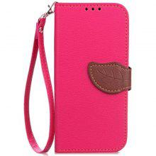 High Quality Love Leaf Card Lanyard Pu Leather for Lenovo P2