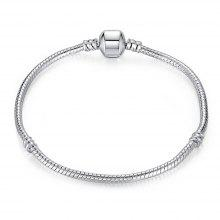 Simple Design Cable Wire Chain Link Bracelet