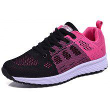 Flying Weaving Wild Casual Running Shoes