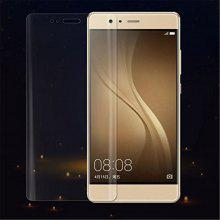 2.5D Round Edge Tempered Glass Screen Protector 0.3mm Ultra Thin for Huawei P9 with 9H Hardness/Anti-scratch/Fingerprint