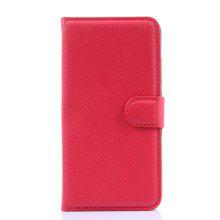 Case for Lenovo S90 Mobile Phone Leather Tumble Pattern