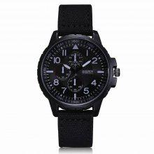 Gearbest price history to XR2514 Men's Nylon Band Analog Quartz Sport Watch