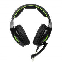 SADES Gaming Headset 3.5MM Stereo Headphone for Xbox One / PS4 Laptop PC