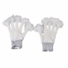 Outdoor LED Flashing Light-Emitting Gloves