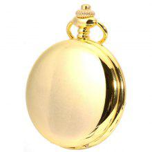Polishing Smooth Fashion Pocket Watch